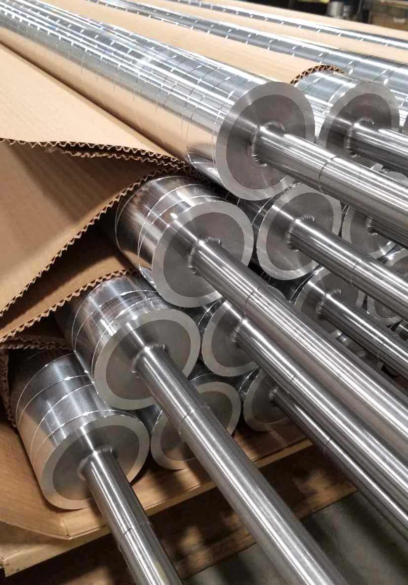 Usinage de métal CNC industriel