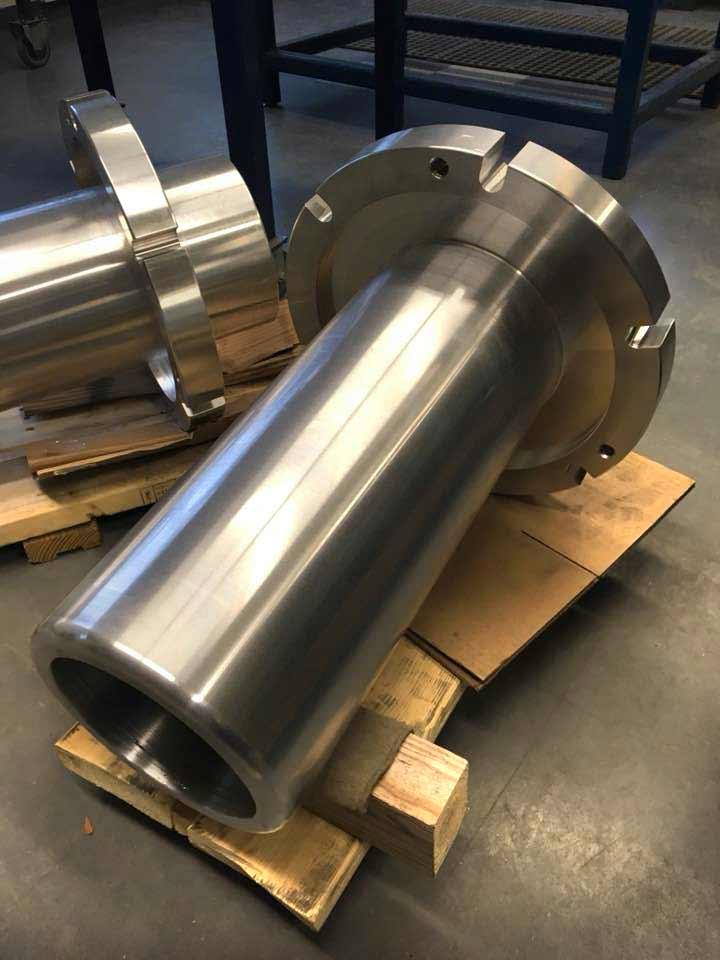 Usinage de métal CNC industriel - Québec, Canada