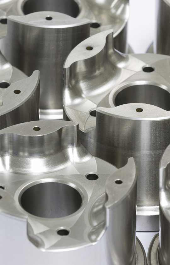 Usinage de métal et plastique CNC