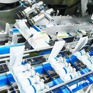 Usinage de pièce de métal CNC - secteur pharmaceutique