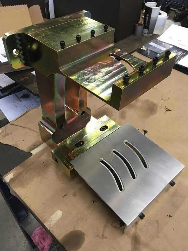 Traitement de surface en métal industriel, Qc, Canada