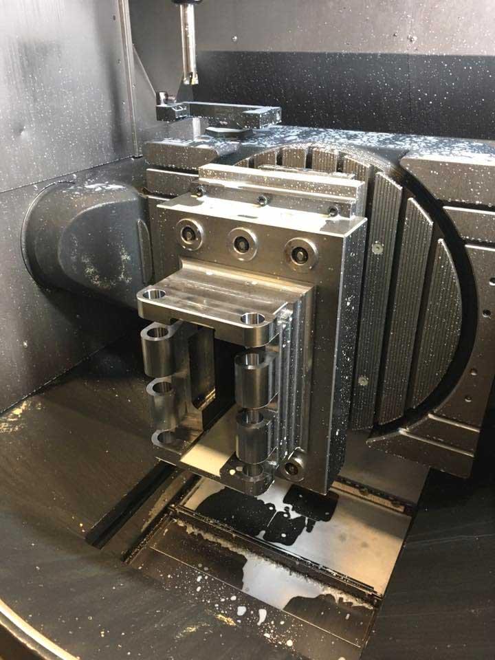 Usinage CNC de métaux - province de Québec
