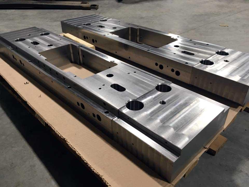 Usinage CNC de métaux